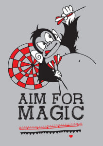 Turning 50?  It's Magic Time!