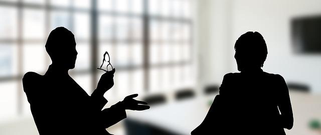 office talk photo
